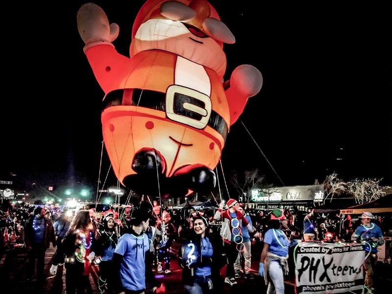 Phoenix Electric Light Parade, Phoenix