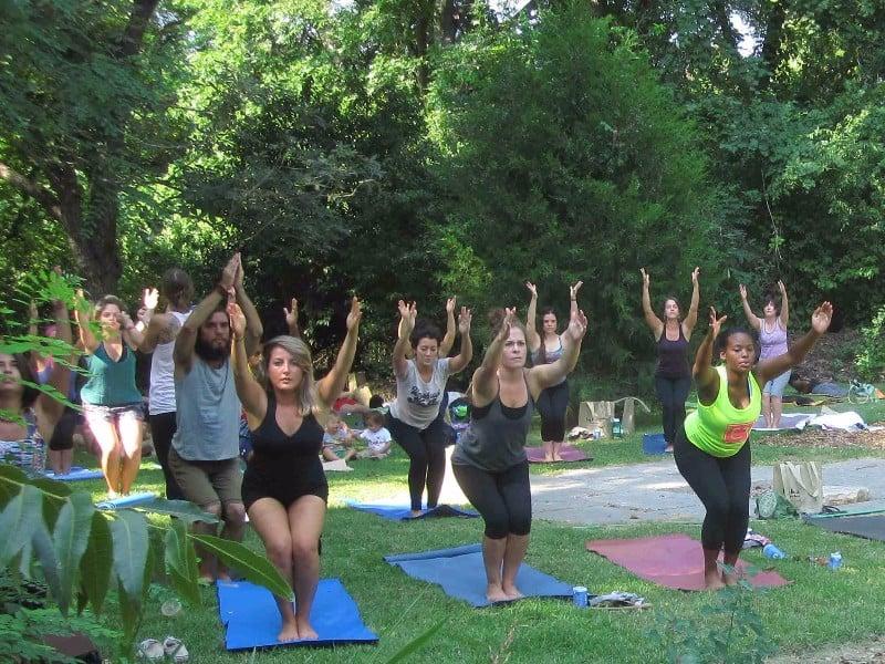 Yoga & Meditation Retreat with Charles MacInerney