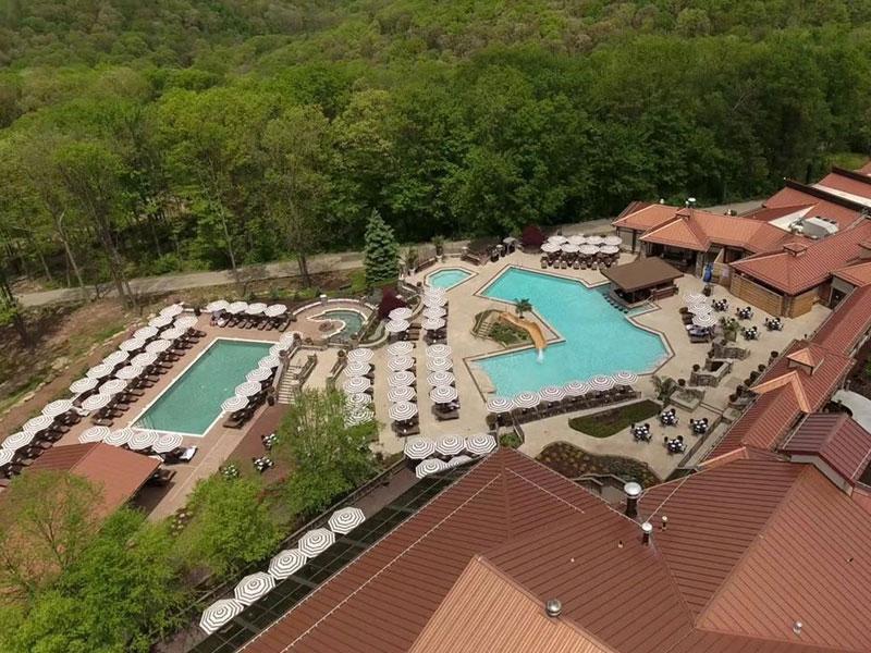 Nemacolin Woodlands Resort