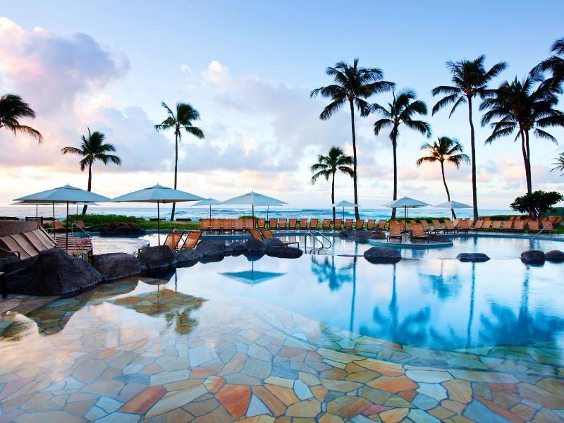 View at Sheraton Kauai Resort