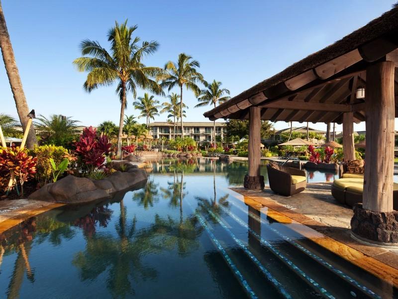 Scene at The Westin Princeville Ocean Resort Villas