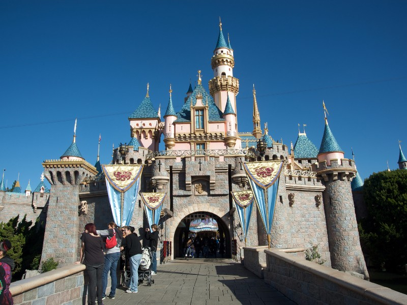 Disneyland Park in Anaheim, Calif.