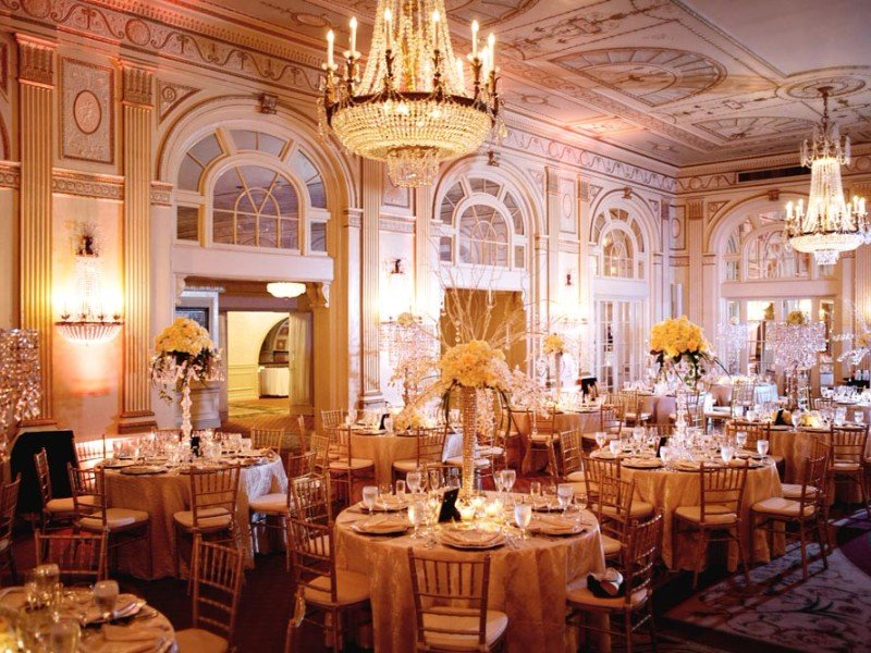 You'll feel like royalty at the Brown Hotel