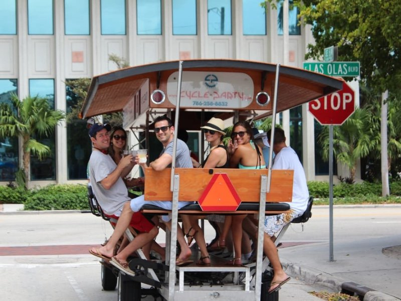 Cycle Party, Fort Lauderdale