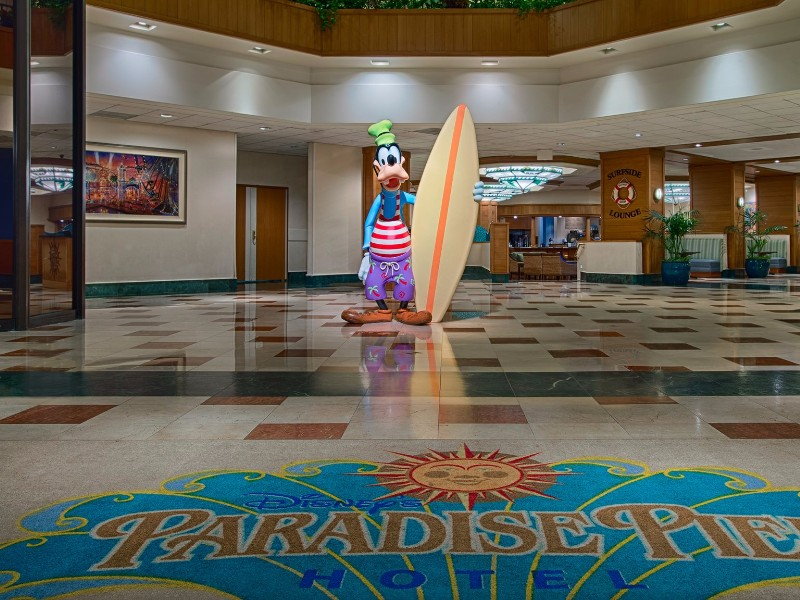 Disney's Paradise Pier Hotel is a beach-themed property with lots to offer in-between visits to the parks