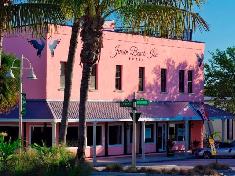 Jensen Beach Inn, Jensen Beach