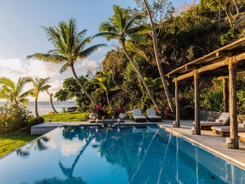 Kokomo Private Island Resort