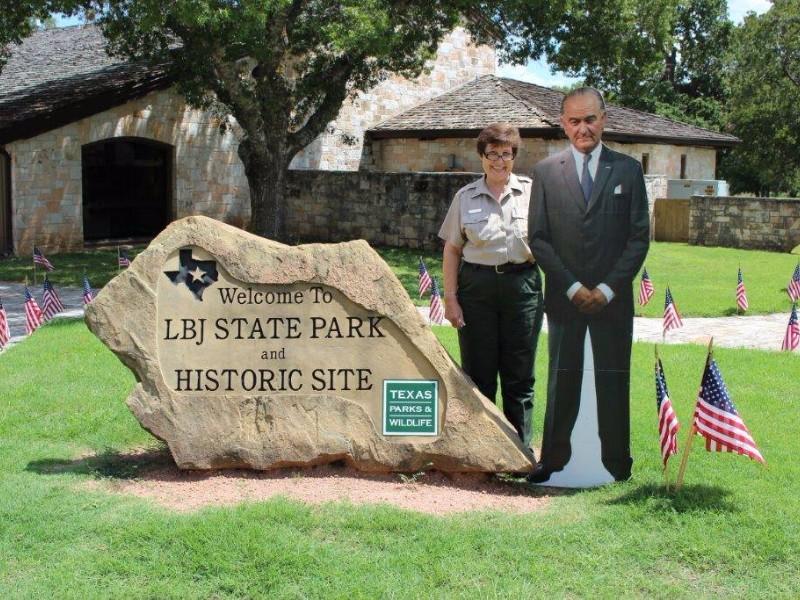 Lyndon B. Johnson State Park and Historic Site