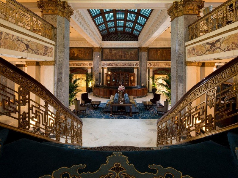 Pure elegance at the Seelbach Hilton Louisville