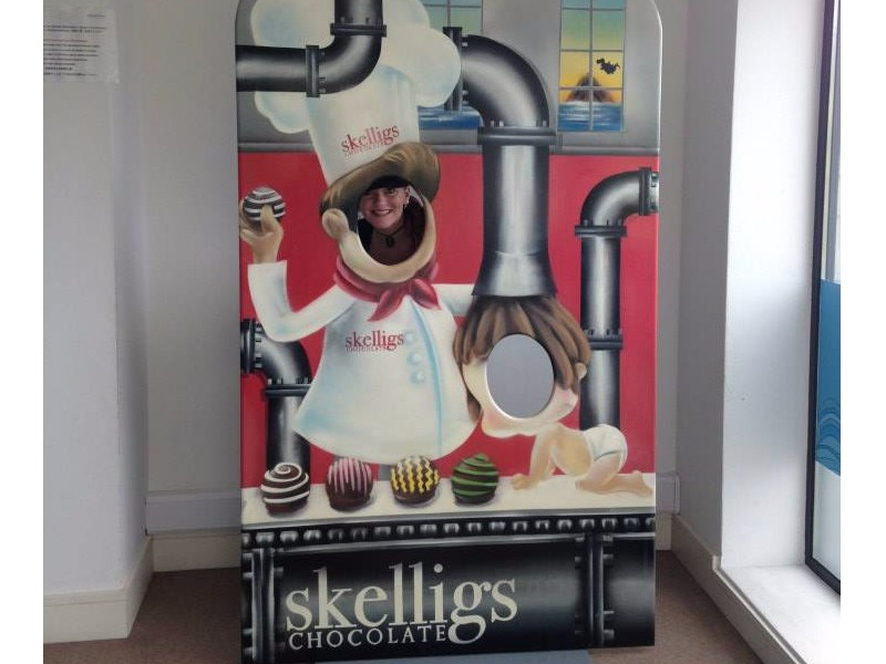 Skelligs Chocolate Factory, Ireland