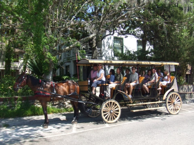 The Tasting Tours, St. Augustine