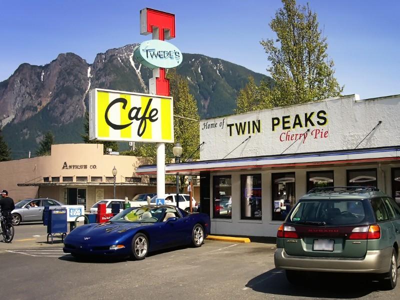 Twin Peaks Cafe, North Bend, Washington