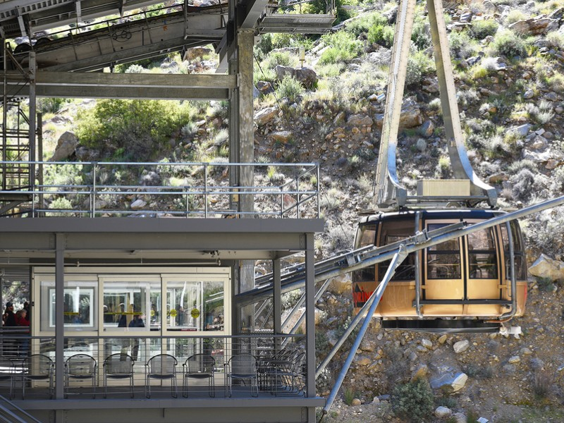 Take a ride on the Palm Springs Aerial Tramway