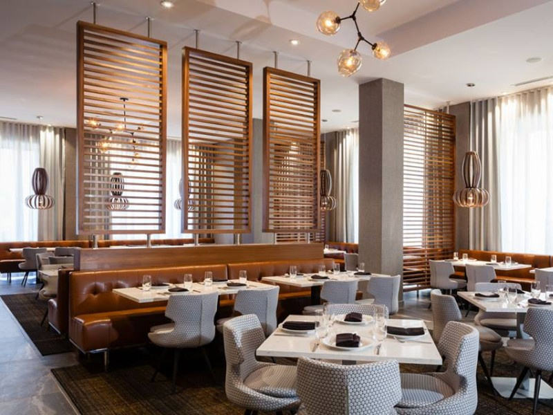 Evoke is an award-winning restaurant with steaks, pasta and more.