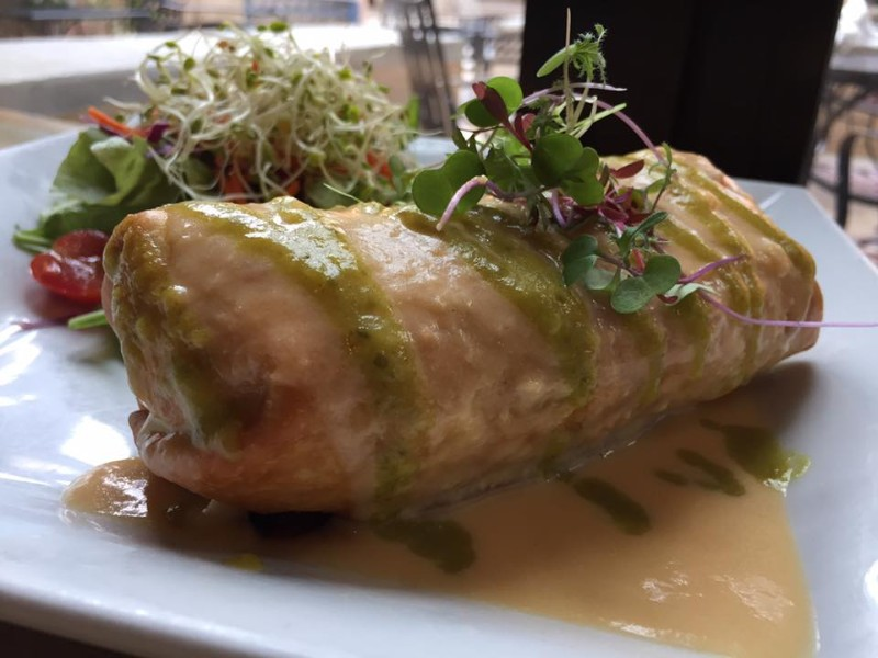 The Laughing Seed is Asheville's original downtown vegetarian restaurant.