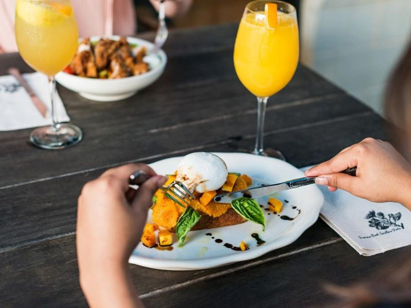 Tupelo Honey Cafe serves gracious food with Southern roots.