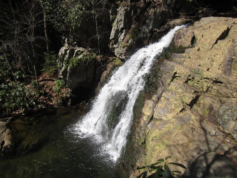 Hawk Falls - Hickory Run State Park - Pennsylvania