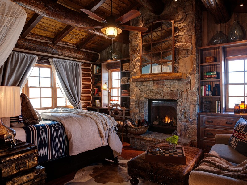 Magee Homestead - Saratoga, Wyoming, USA