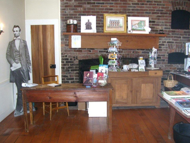 A visit to the Mary Todd Lincoln House