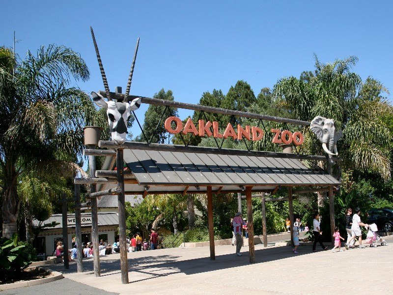 Oakland Zoo, Oakland, California
