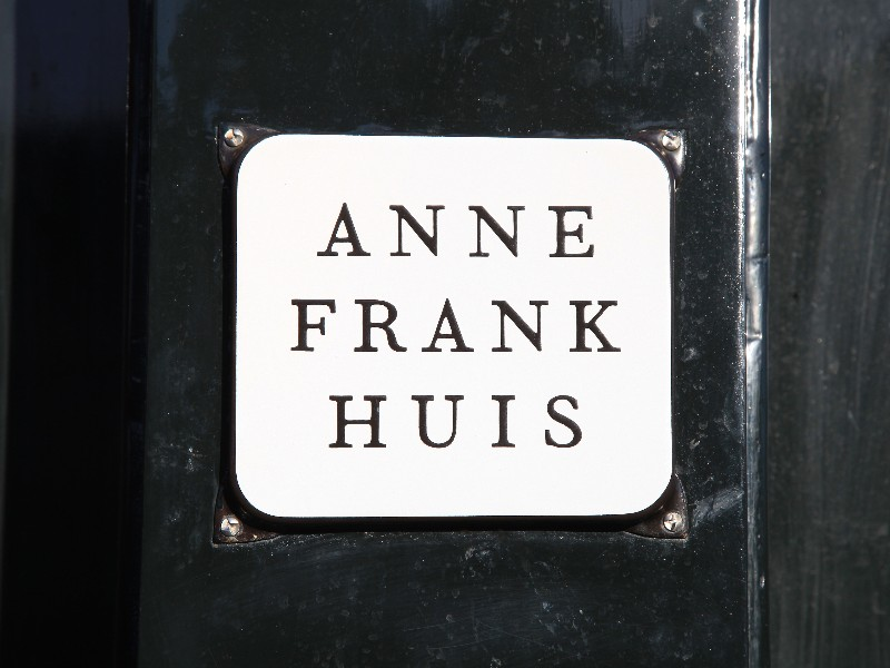 Anne Frank House Museum in Amsterdam