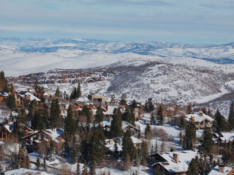 View from Deer Valley Resort