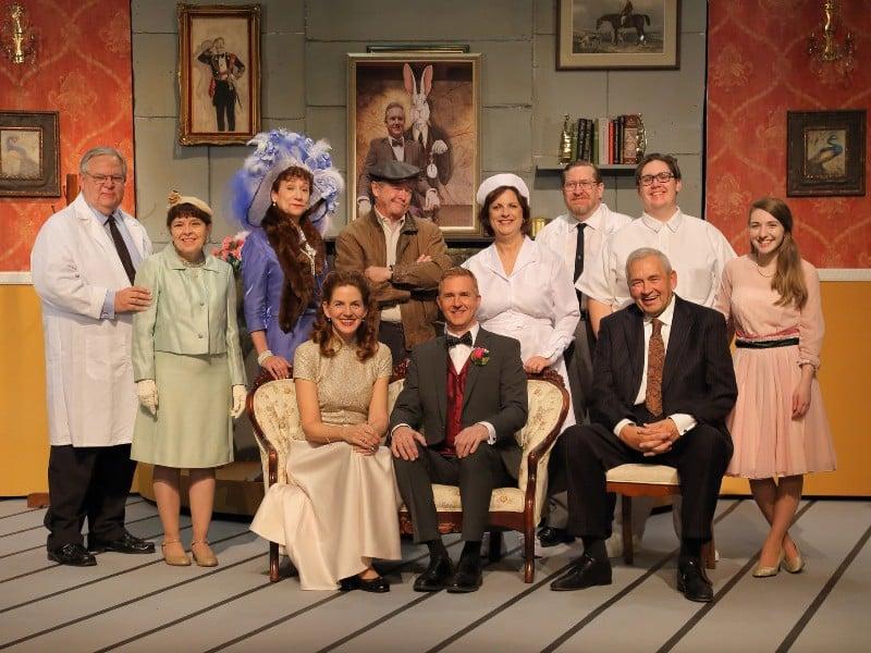 Production at Amelia Community Theatre