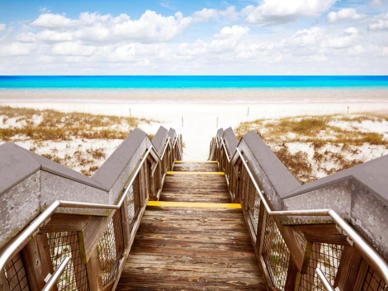 Parque estatal Henderson Beach