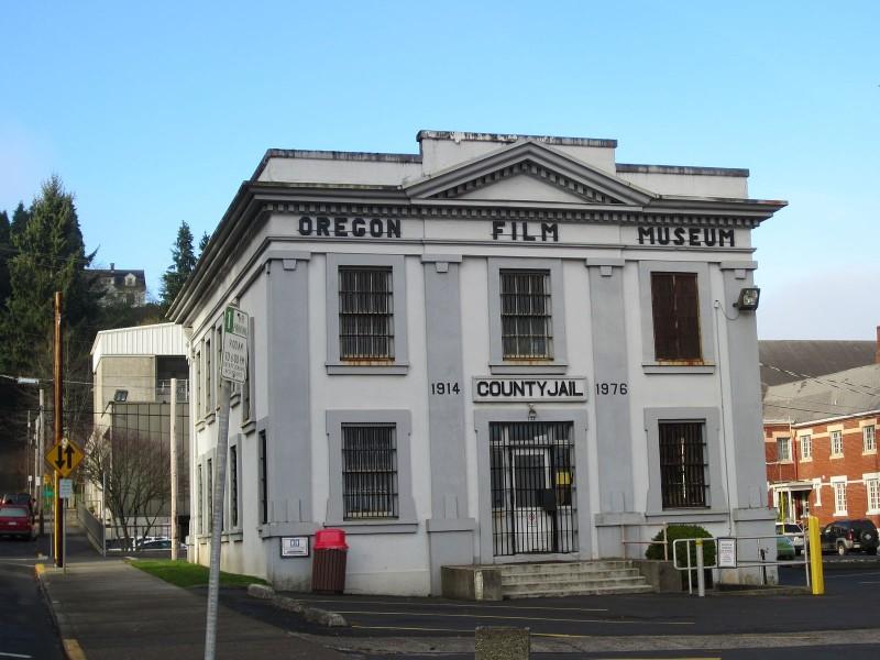 Oregon Film Museum, Astoria