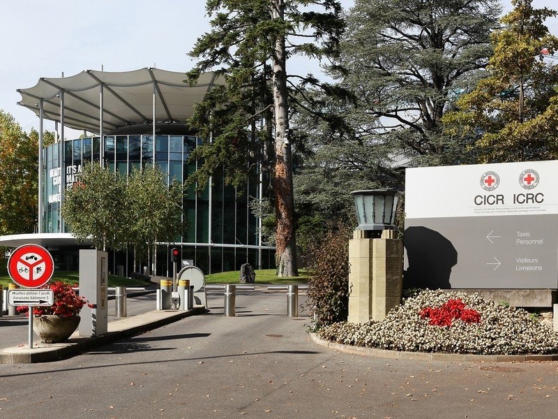 ICRC office building and headquarters