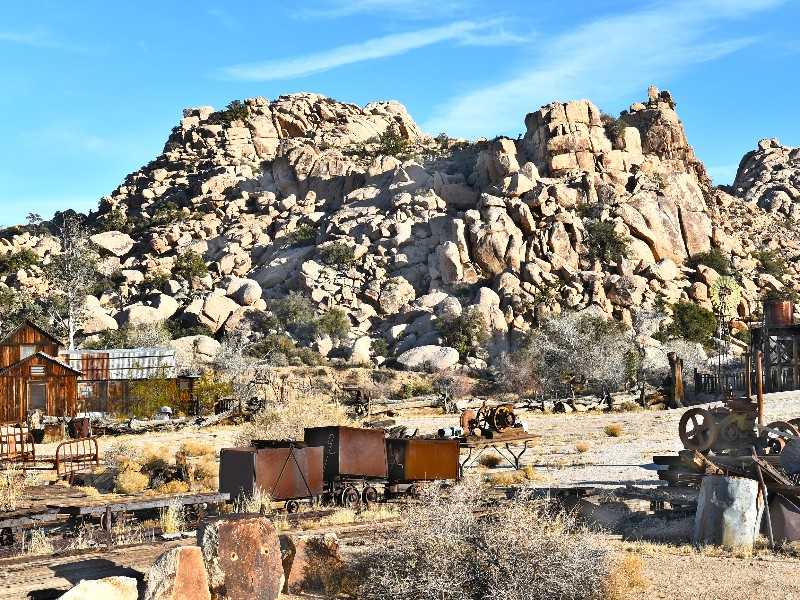 Key Ranch at Joshua Tree National Park