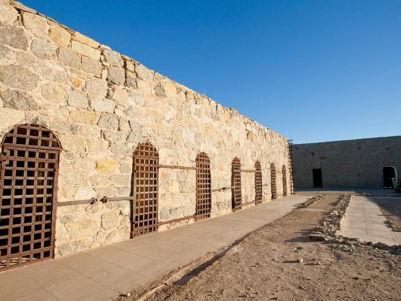 Yuma territorial prison, Arizona state historic park