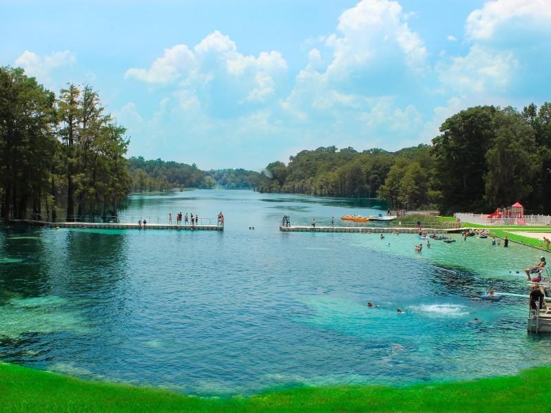 Jackson Blue Springs Recreational Area