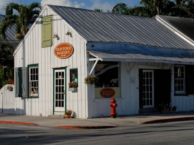 Old Town Bakery, Key West