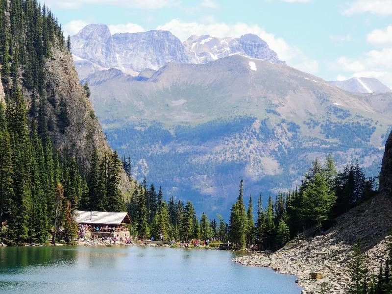 Lake Agnes Tea House, Banff