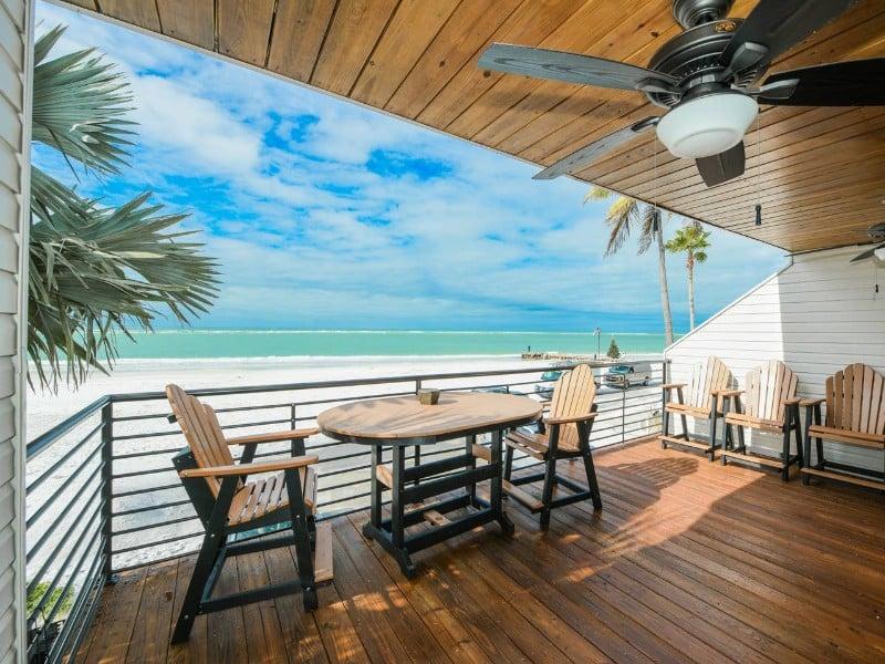 4 Bedroom Beach House-Directly on Beach - Siesta Key