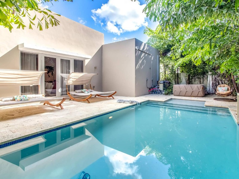 Biscayne Residence Heated Pool Hot Tub, 10 minutes to South Beach - South Beach