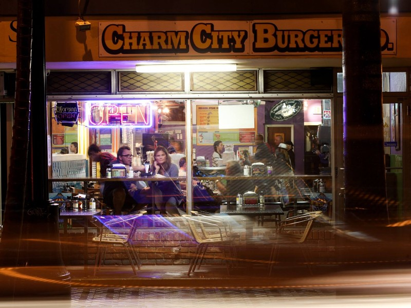 Charm City Burger Company, Deerfield Beach