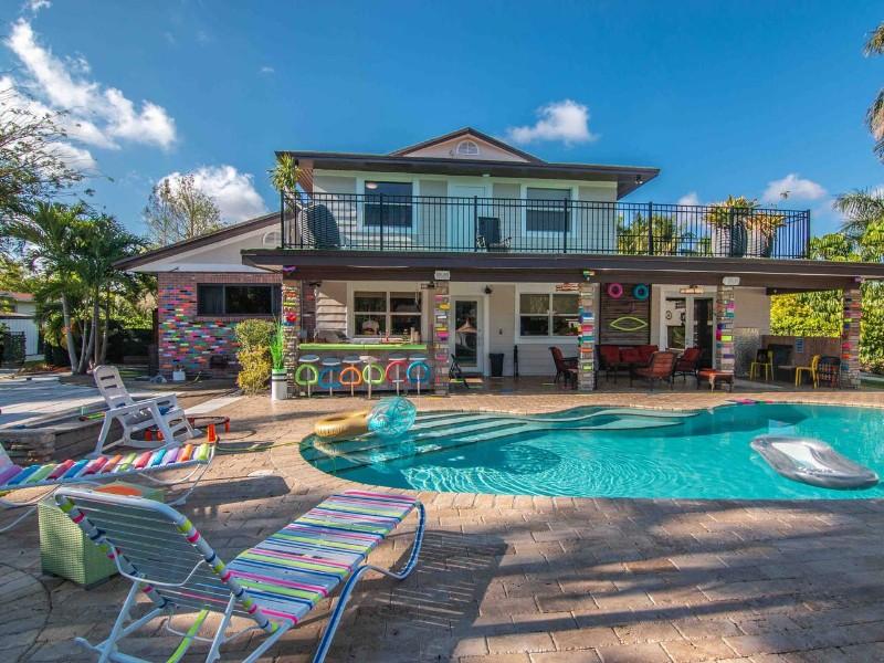 Gated Mansion Paradise - North Miami Beach