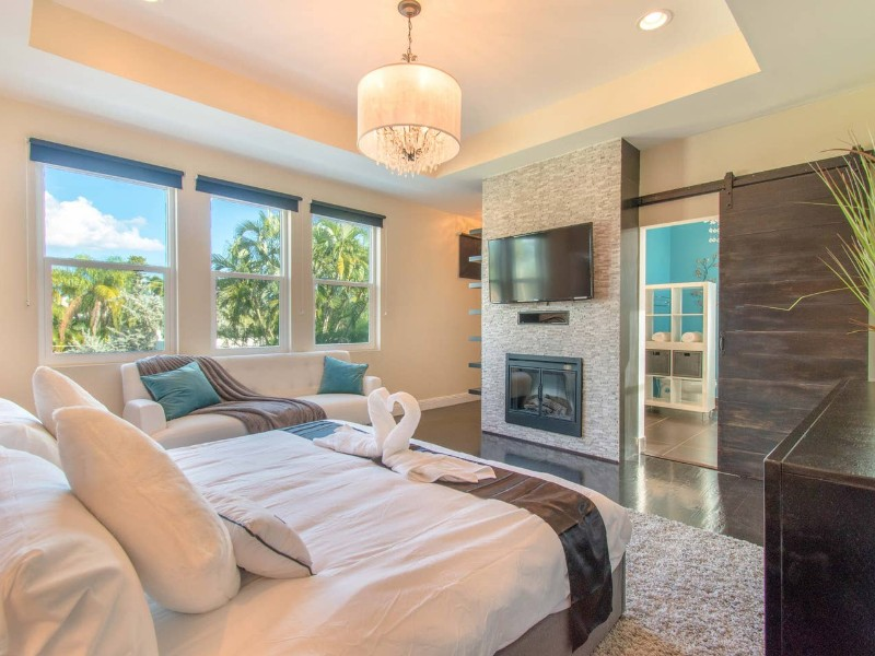 Hollywood Dream House, 5 Bedroom with Heated Pool - Hollywood