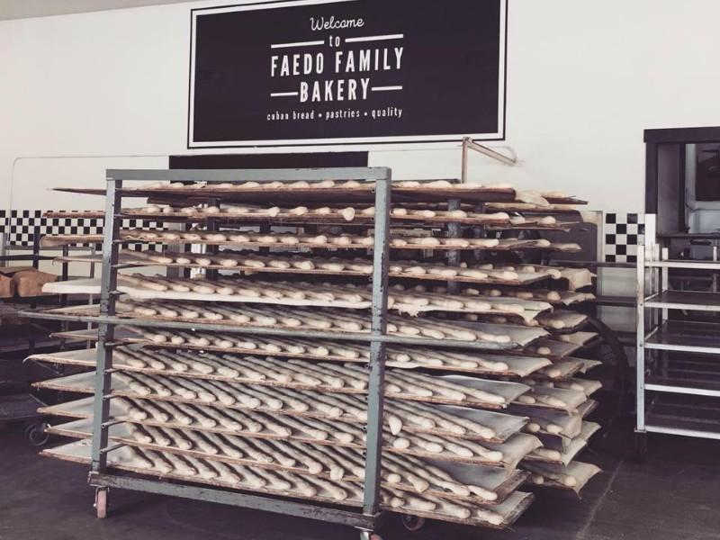 Mauricio Faedo's Bakery, Tampa
