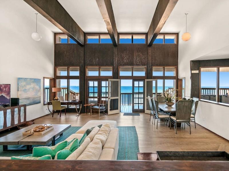 Oceanfront Bliss - Private Beach Club + Hammocks - St. Augustine