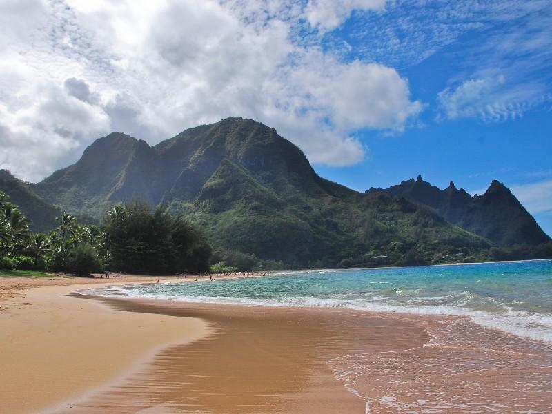 Tunnels Beach, Kauai