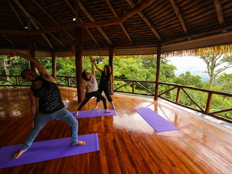 AmaTierra Retreat and Wellness Center, Costa Rica