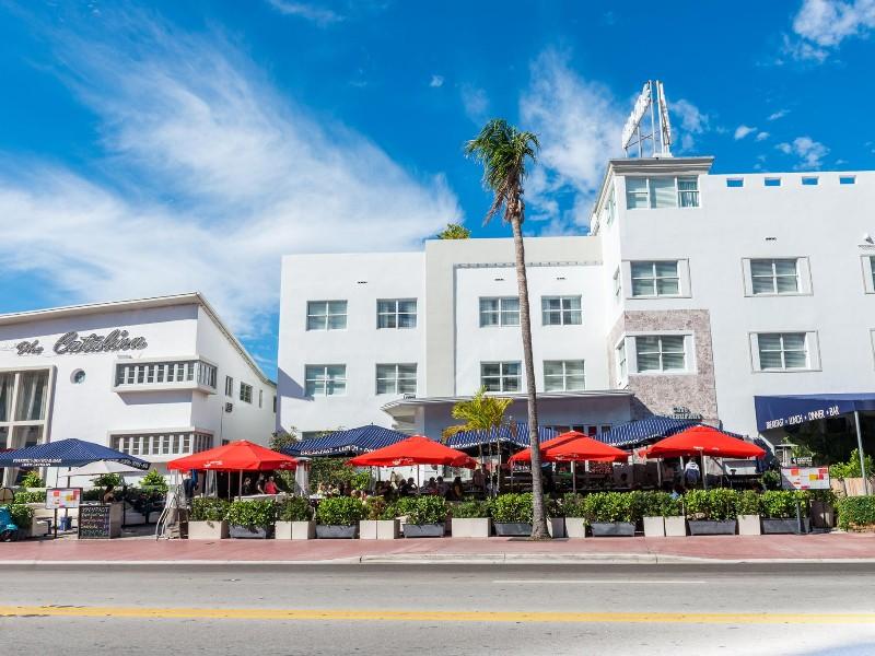 Catalina Hotel and Beach Club, Miami