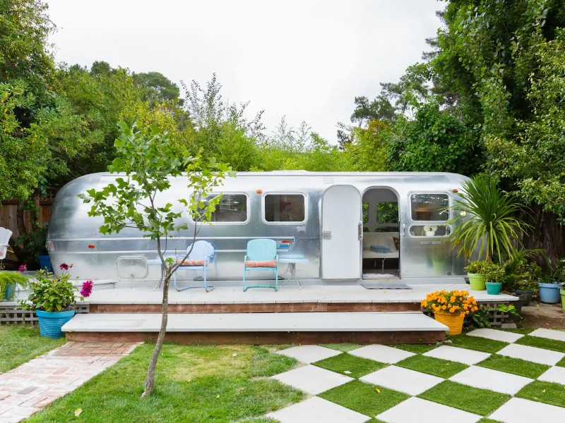 Immaculate Vintage Airstream