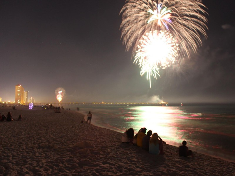 Star Spangled Spectacular, Panama City Beach