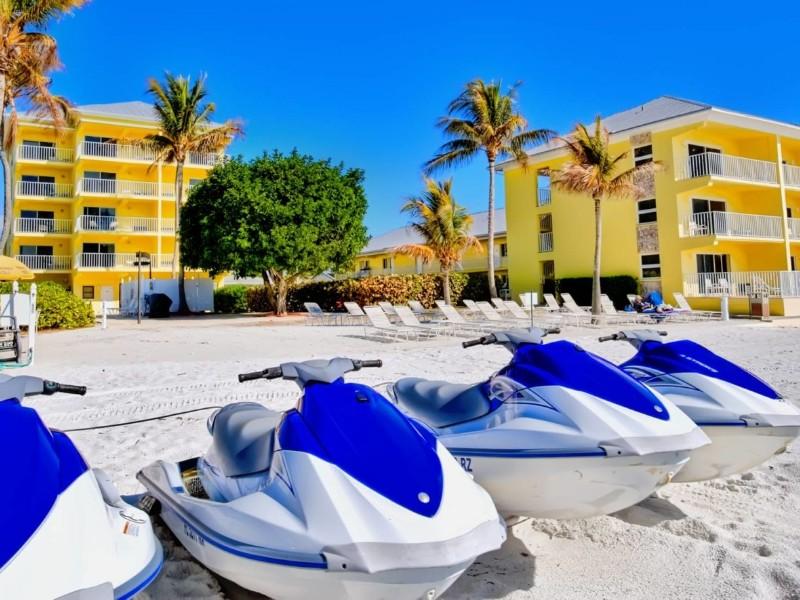 Sandpiper Gulf Resort, Fort Myers Beach
