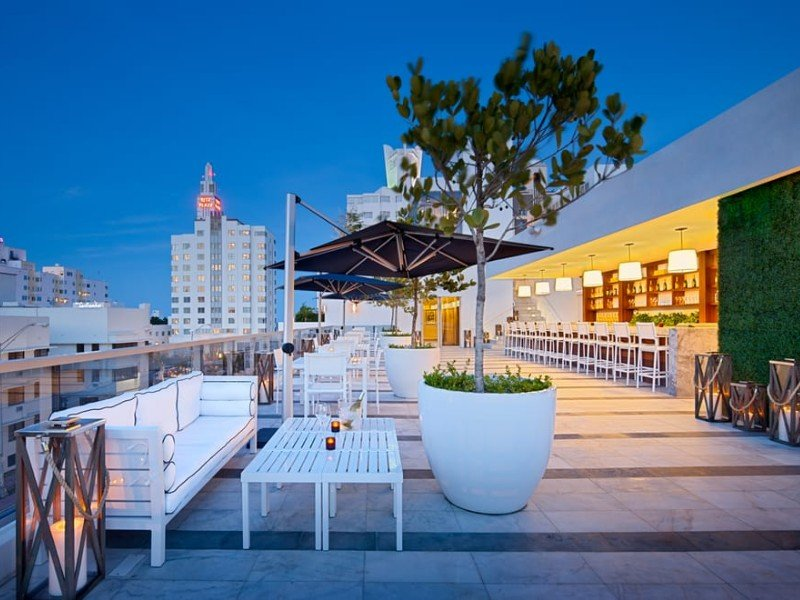 The Regent Rooftop, Gale South Beach