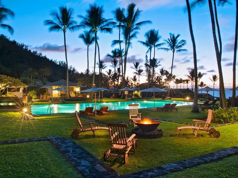 Travaasa Hana - Maui, Hawaii